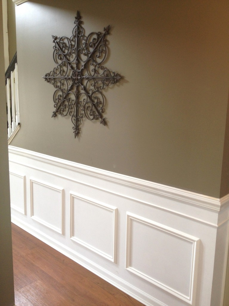 Wainscoting by Snazzy Little Things