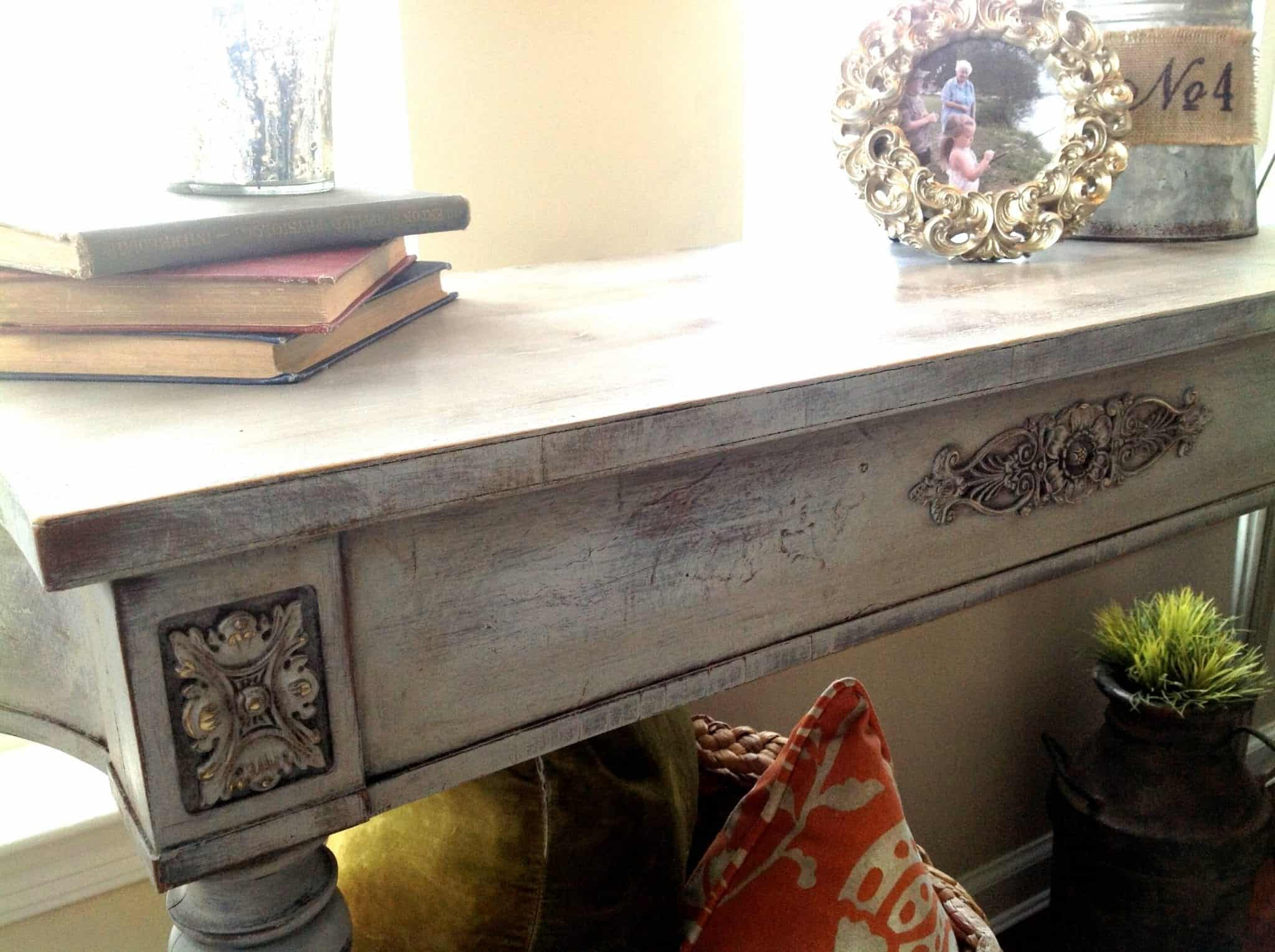 DIY: My First Annie Sloan Chalk Paint Experience