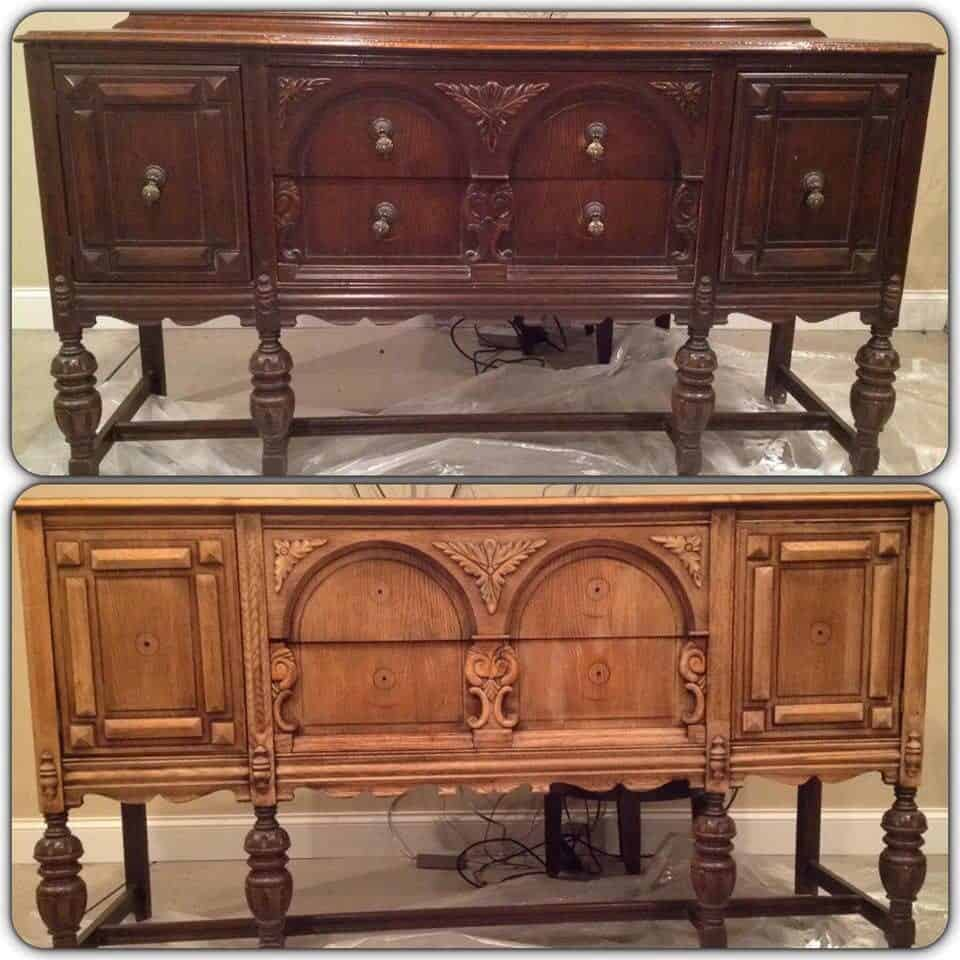 Sideboard barewood or paint