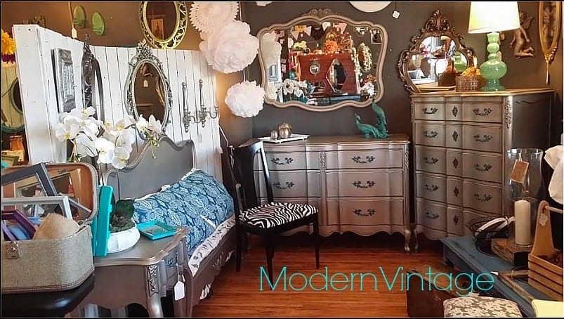 Modern Vintage Store