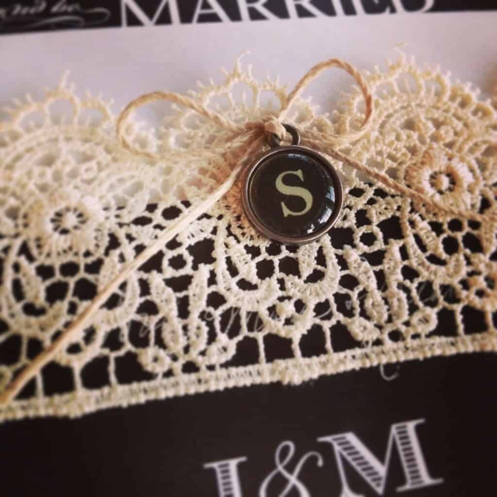 Vintage Wedding Invitations | by Snazzy Little Things