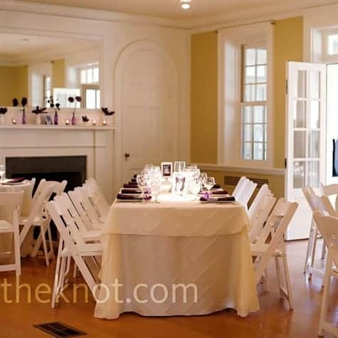 A previous wedding at the French House