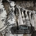 DIY: Hand-Tied French Bunting
