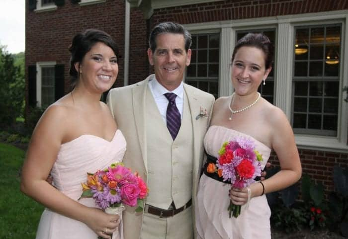 mark and girls