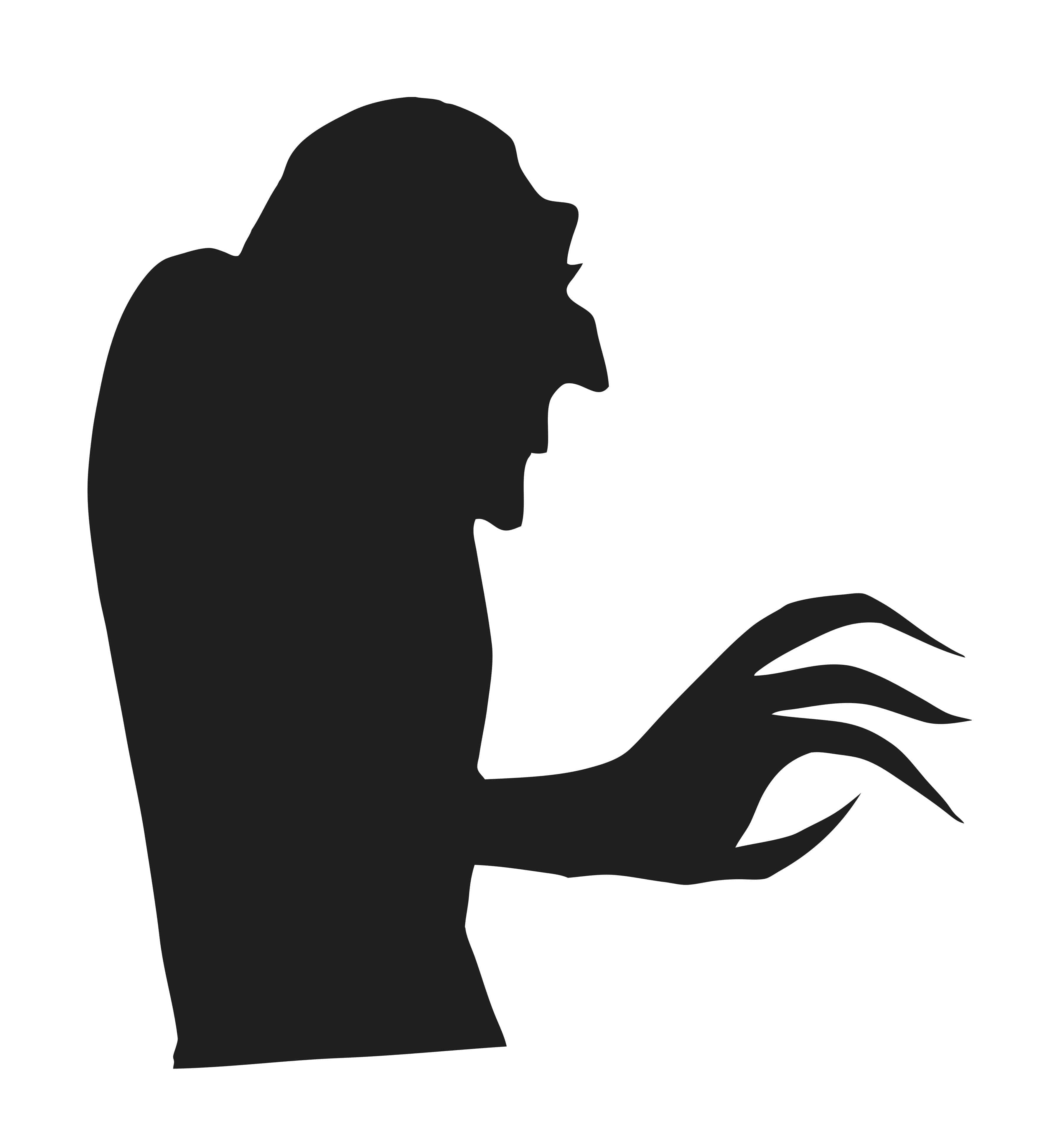 Crafty image inside printable halloween window silhouettes
